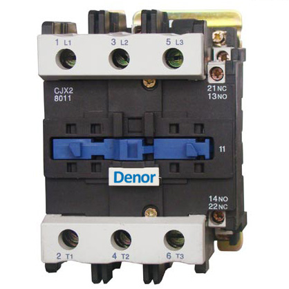 AC Contactor CJX2-D80