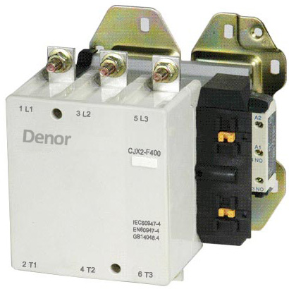 AC Contactor CJX2-F400