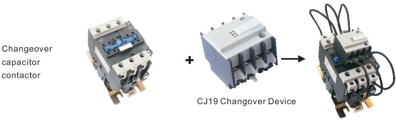 AC Contactor LA1-D-Contact-Block Specification 002