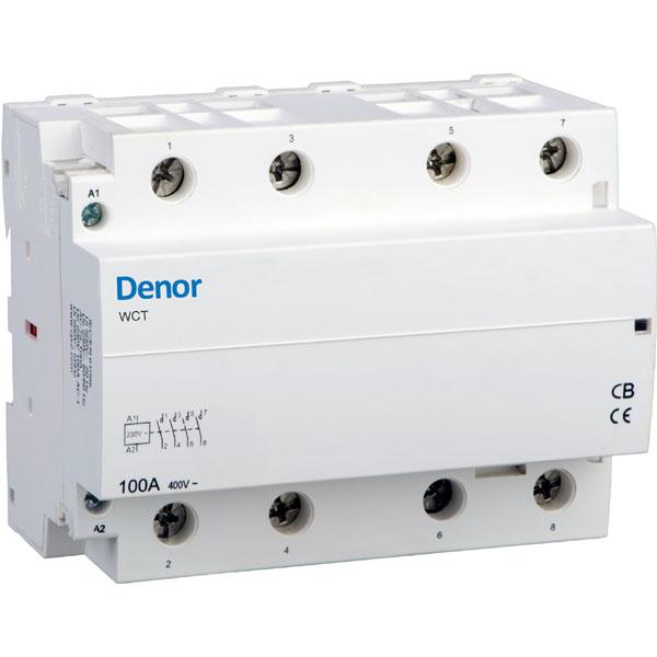 Modular Contactors Wct Denor Industries Co Ltd