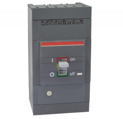 Molded Case Circuit Breaker Mccb Am3 Abb Model Denor Industries Co