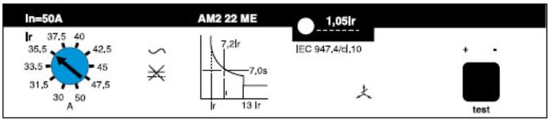 Molded Case Circuit Breakers MCCB NS Specification 04