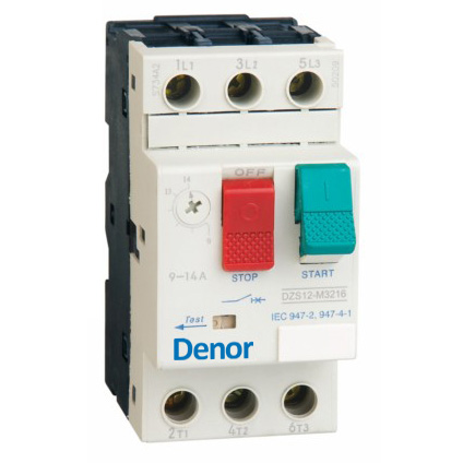 Motor Protection Circuit Breaker GV2 -M