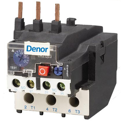 Thermal Overload Relay JR28-23