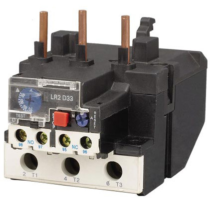 Thermal Overload Relay JR28-33