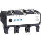 LV432080 trip unit Micrologic 2.3 630A 3 poles 3d