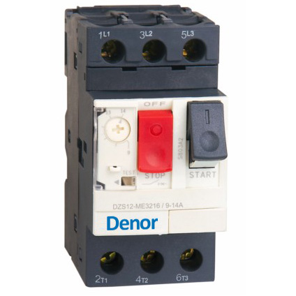 Motor Protection Circuit Breaker GV2-ME