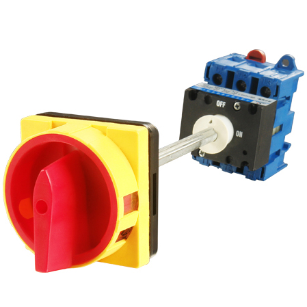 Rotary Remote Switches GLD11 3P