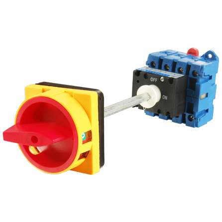 Rotary Remote Switches GLD11 4P