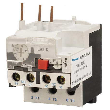 Thermal Overload Relays LR2-K