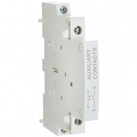 ON OFF Auxiliary Contacts BACTs for Modular Contactors BCH8